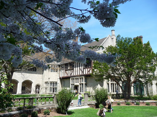 Oyster Bay, NY: Coe Hall, Planting Fields Arboretum