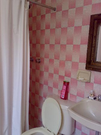 Meson Del Rosario: el baño