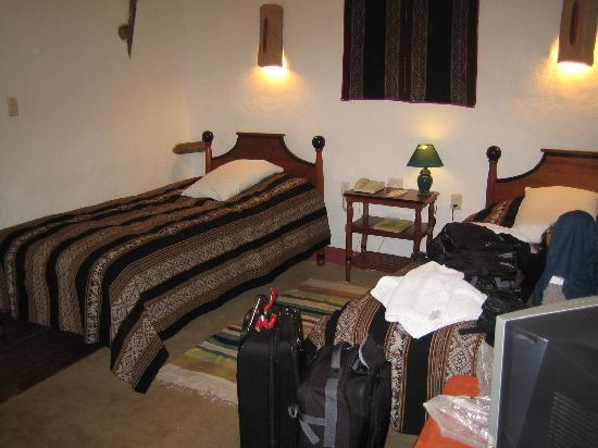 El Balcon: Double room