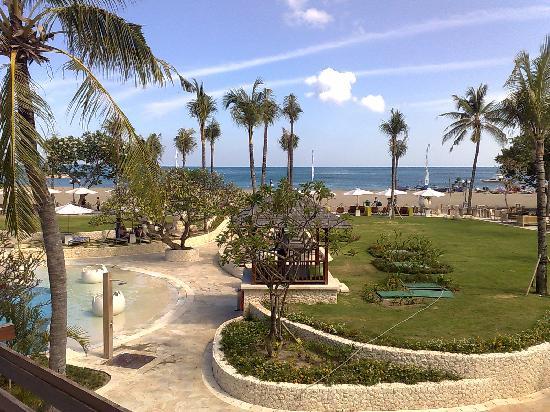 Holiday Inn Resort Baruna Bali: Beachfront