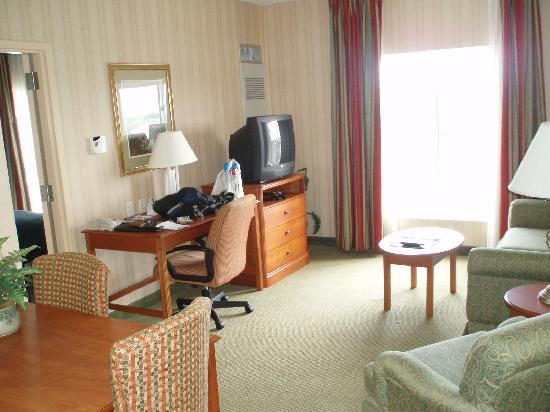 Homewood Suites Lansdale : The room