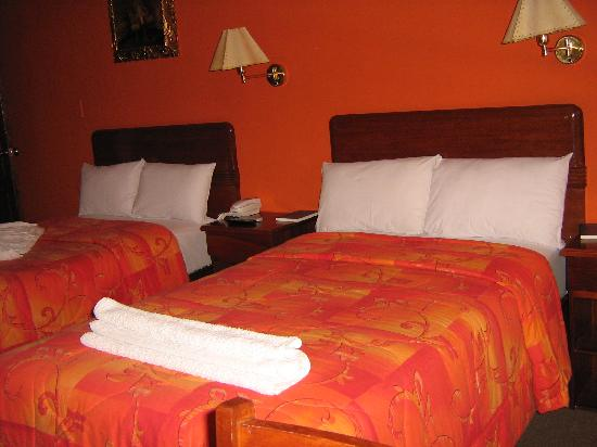 Imperial Cusco Hotel: BedRoom