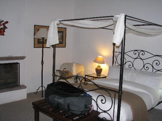 Hacienda El Santuario: hotel room