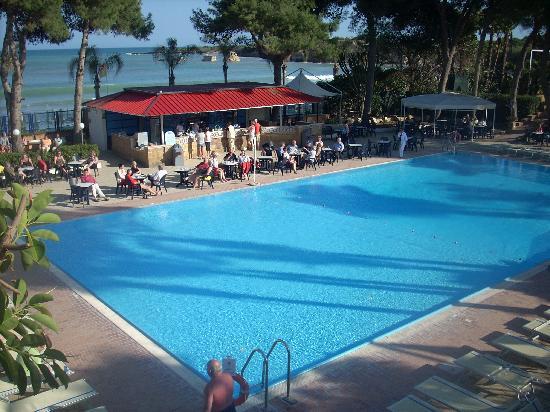 Fontane Bianche, Italia: piscina