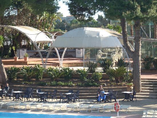 Fontane Bianche, Italia: discoteca