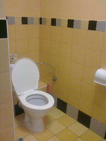 PLUS Prague: Toilet