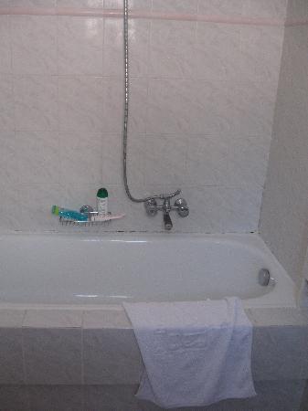 Salle de bain 5 toiles photo de mitsis rhodos for Salle de bain hotel 5 etoiles