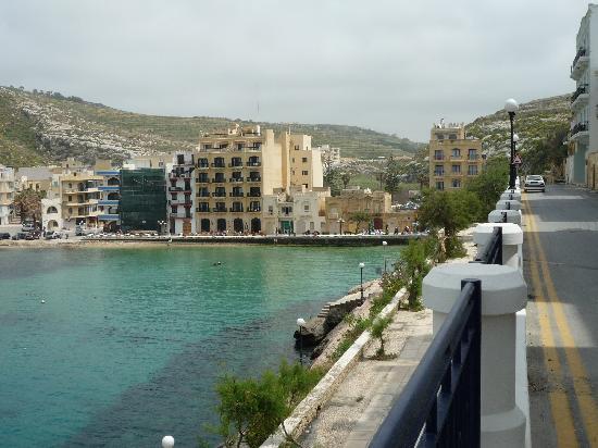 San Andrea Hotel: Xlendi Bay 2