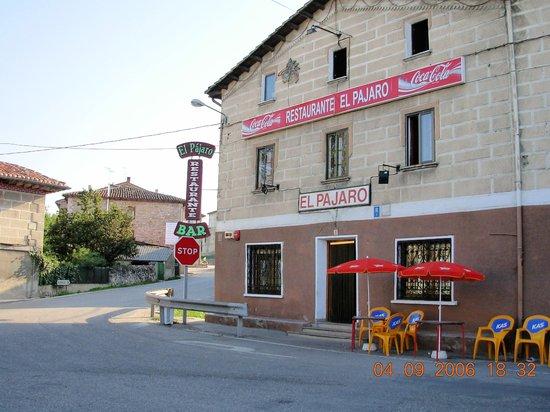 Villafranca Montes de Oca, Spanyol: El Pajaro