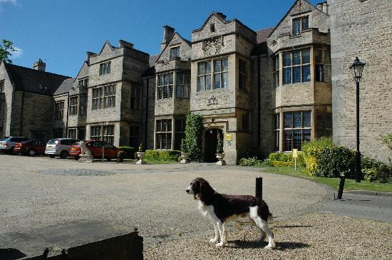 Redworth Hall Hotel: Don't let the setting fool you . . .