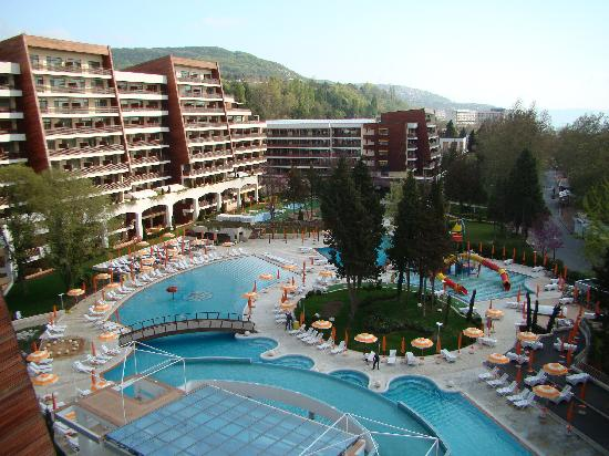 Flamingo Grand: Outdoor pool