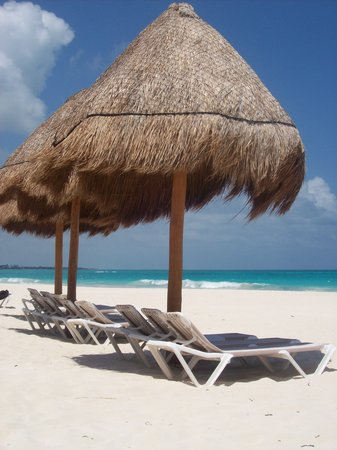 Playa Maroma, Mexico: Beautiful beach front