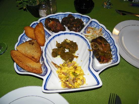 Home Sweet Home Resort: Jamaicanische Spezialitäten von Terry