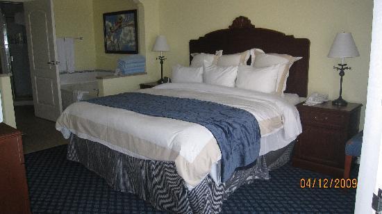 Aruba Marriott Surf Club Rooms