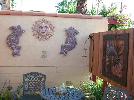 Tortuga del Sol: Front entrance area
