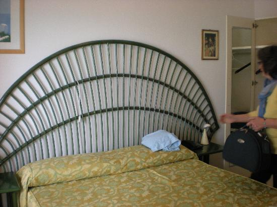 Hotel Canarie: la stanza