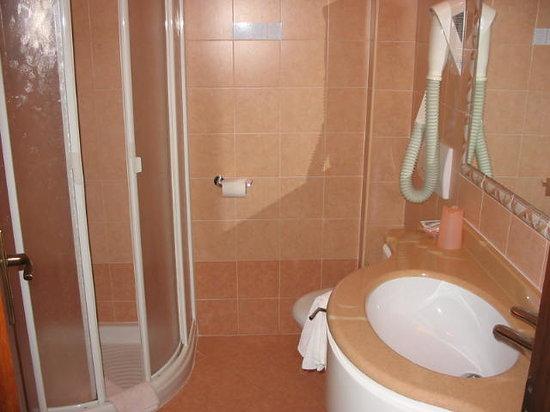 Hotel Aragosta: Il bagno