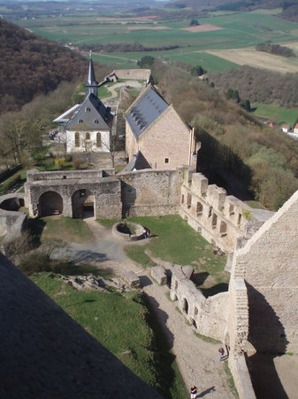 Thallichtenberg, Germany: View from the tower