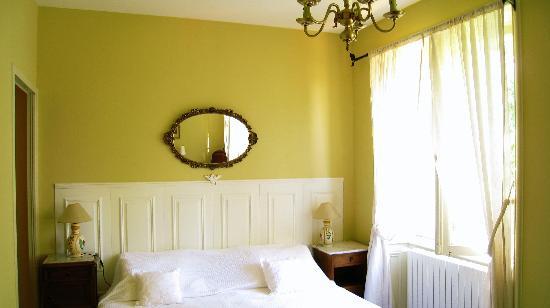 Chateau de la Buronniere: The beautiful room