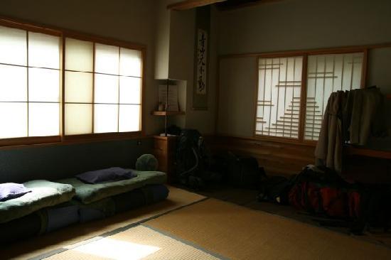 Tokyo Ryokan: Doppelzimmer im japanischen Stil