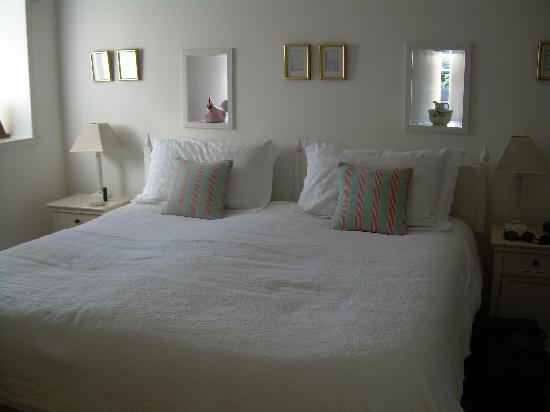 Redfoot Lea Bed and Breakfast: The Mint Bedroom