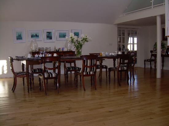 Redfoot Lea Bed and Breakfast: The Dining Room
