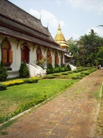 l'un des temples les plus visités de Chiang Mai