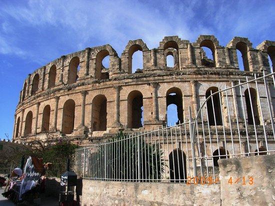 El-Jem, Tunisia: コロセウム