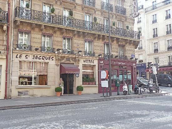 le st jacques picture of hotel saint jacques paris tripadvisor. Black Bedroom Furniture Sets. Home Design Ideas