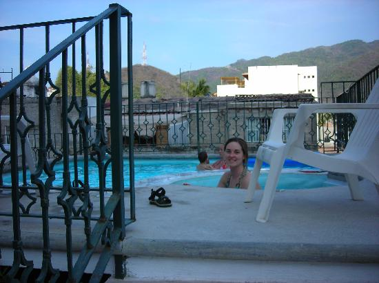 Jr. Suites de Alba: Tiny Pool on the Roof