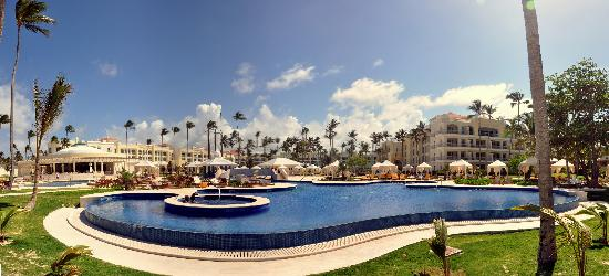 Iberostar Grand Hotel Bavaro: view from ocean