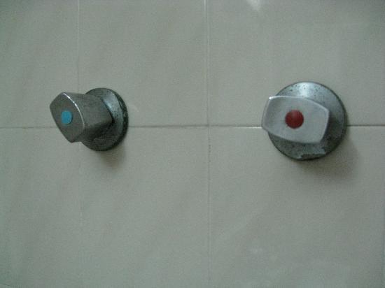 Aparthotel Playasol Mogambo: faucets