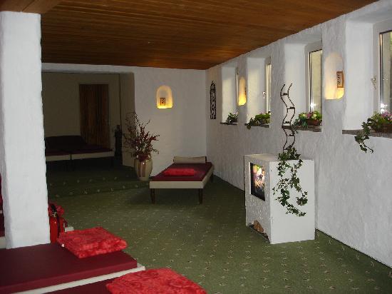 Schlank Schlemmer Hotel Kürschner: relaxen in der Saunalandschaft