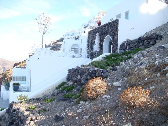 Grace Santorini Hotel: (Enter your caption here - requiSantorini Grace SEP 08red)