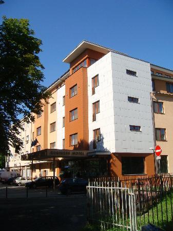 Hotel Alley Olomouc: Hotel Alley - front