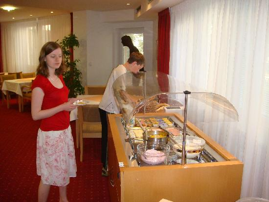 Hotel Alley Olomouc: Hotel Alley - breakfast room