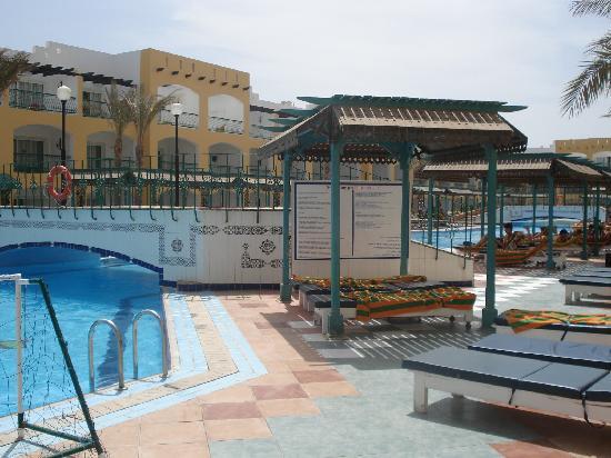 Bel Air Azur Resort : piscine