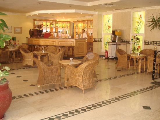 Bel Air Azur Resort : reception