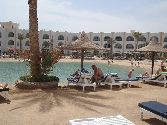 Bel Air Azur Resort : plage