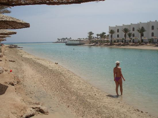 Bel Air Azur Resort: plage