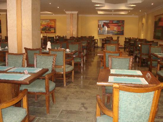 Bel Air Azur Resort : restaurant