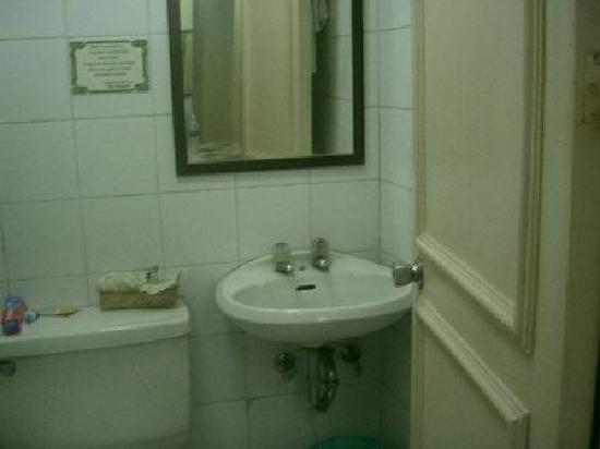 Villa Margarita: small toilet