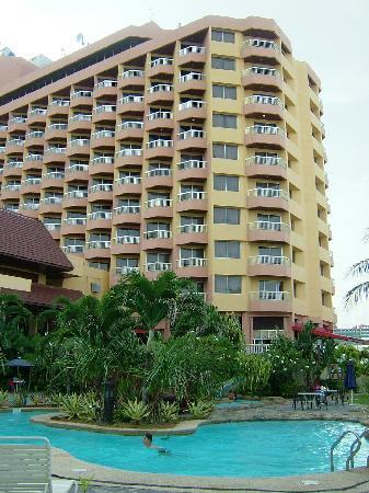 Primula Beach Hotel Pool
