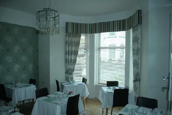 سان برناردز جيست هاوس: Dining room