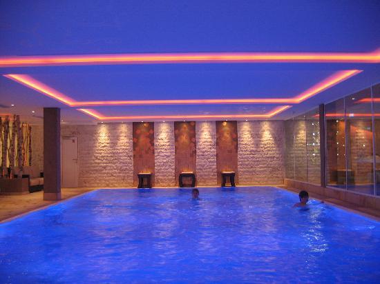 Hotel Sackmann: La piscine