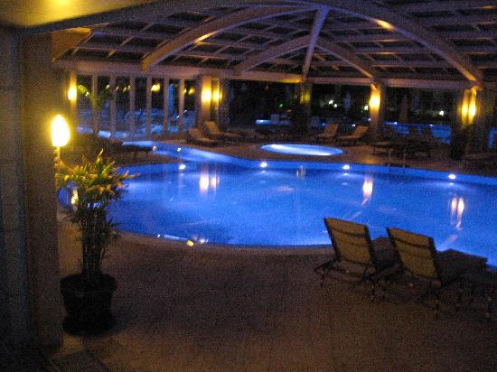 Dionysos Hotel Sports & Spa: indoor pool