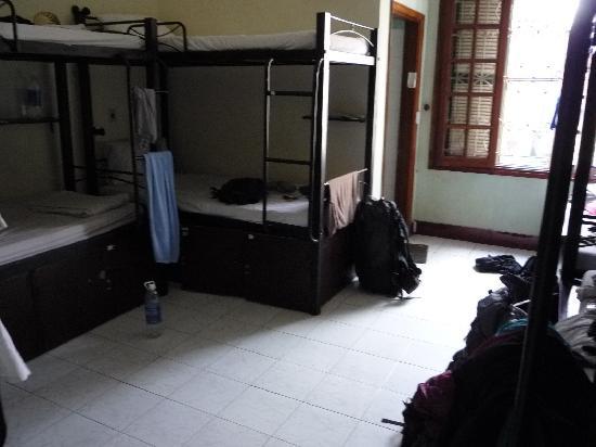 Vietnam Backpacker Hostels - The Original: Dorm