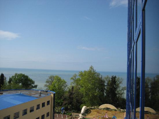 """Marins Park Hotel: View from """"studio"""" room 35m2"""