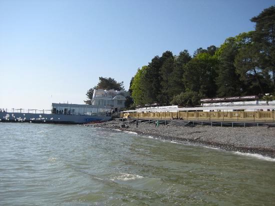 Marins Park Hotel: Beaches near(300m)