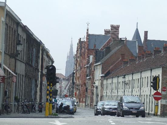 Velotel Brugge: Bruge